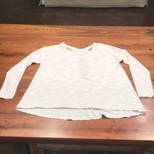 LuluLemon Airy Long Sleeve Shirt